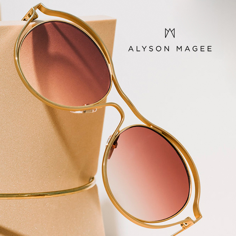 Just In : Alyson Magee Eyewear