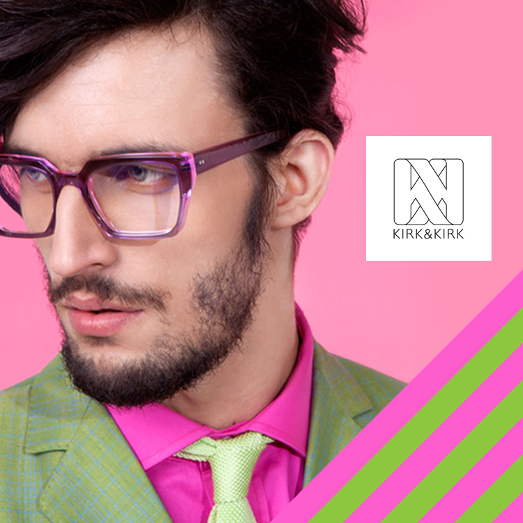 Just In : Kirk & Kirk Eyewear
