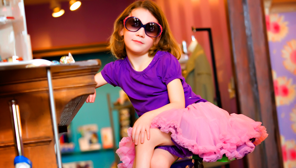 childrens eyewear